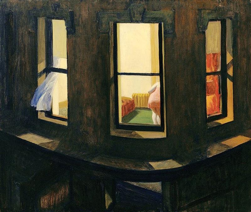 Night Windows
