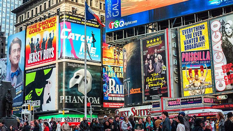A Broadway egy jó darabig nem mutatja még majd ezt az arcát