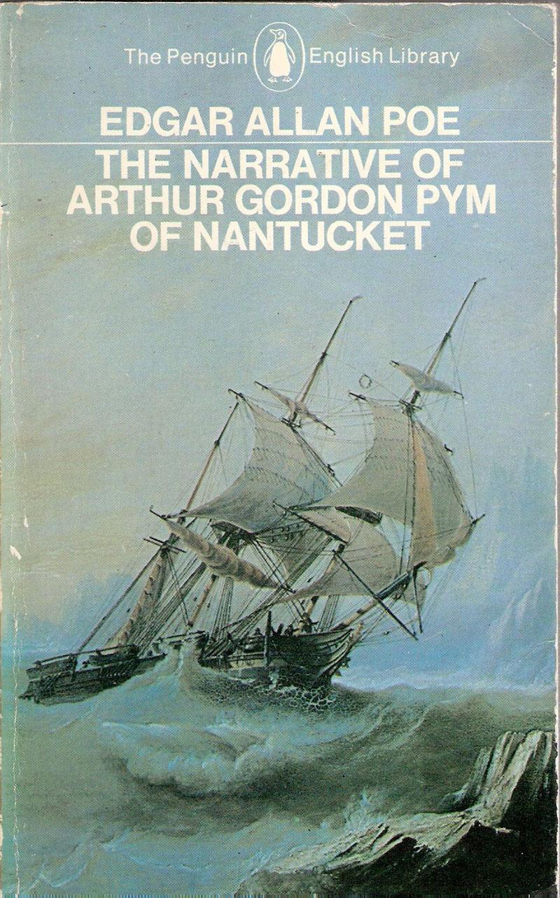 Edgar Allan Poe: Arthur Gordon Pym nantucketi tengerész elbeszélése