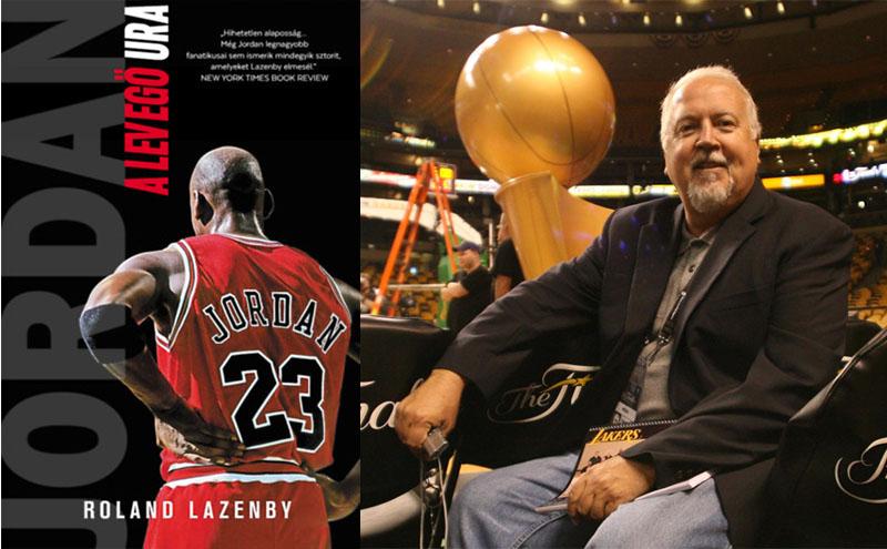 Lazenby és kötete Jordanről