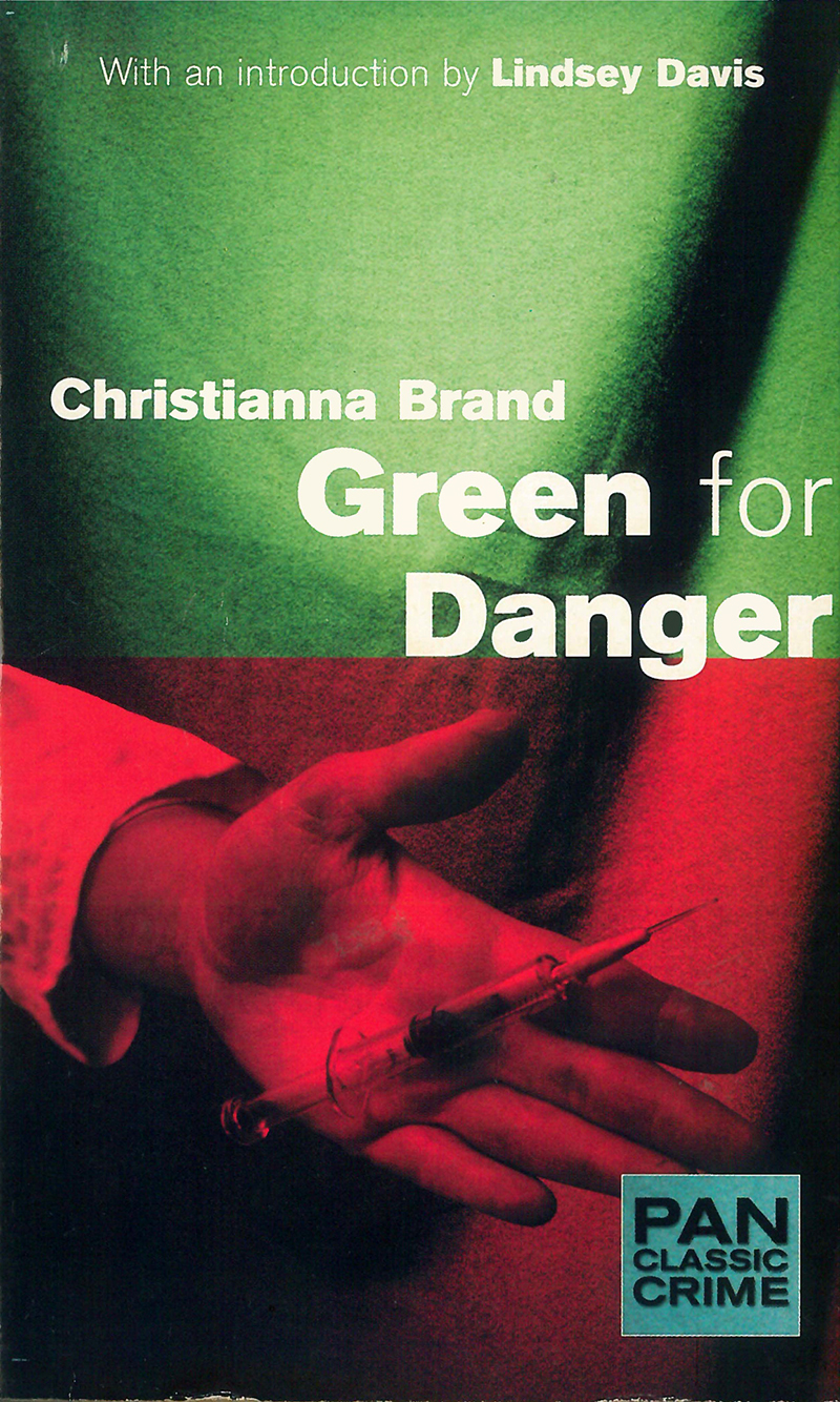 Christianna Brand: Halál zöld köpenyben