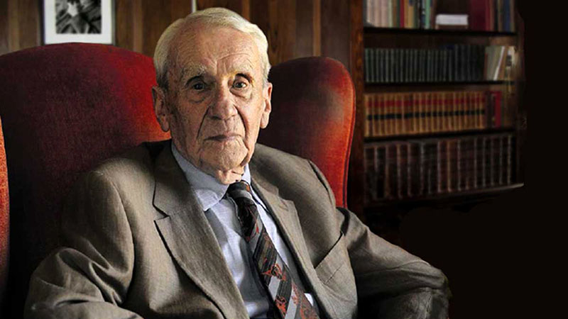 Christopher Tolkien (1924-2020)