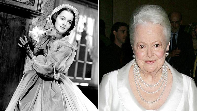 Az Elfújta a szél Melanie-ja 104 évet élt