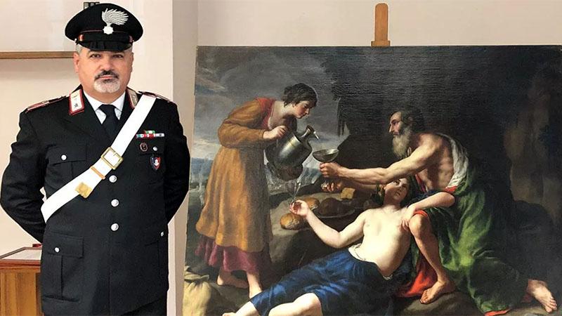 Nicolas Poussin festményét azonnal vissza is juttatták a tulajdonosok örököseinek