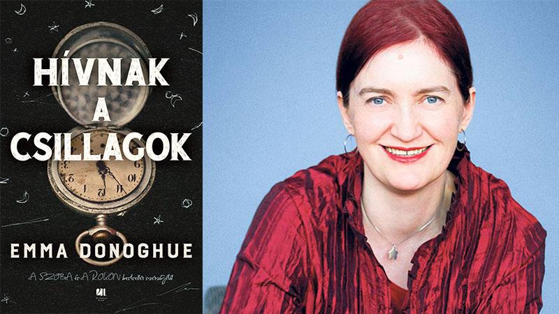 Emma Donaghue: Hívnak a csillagok