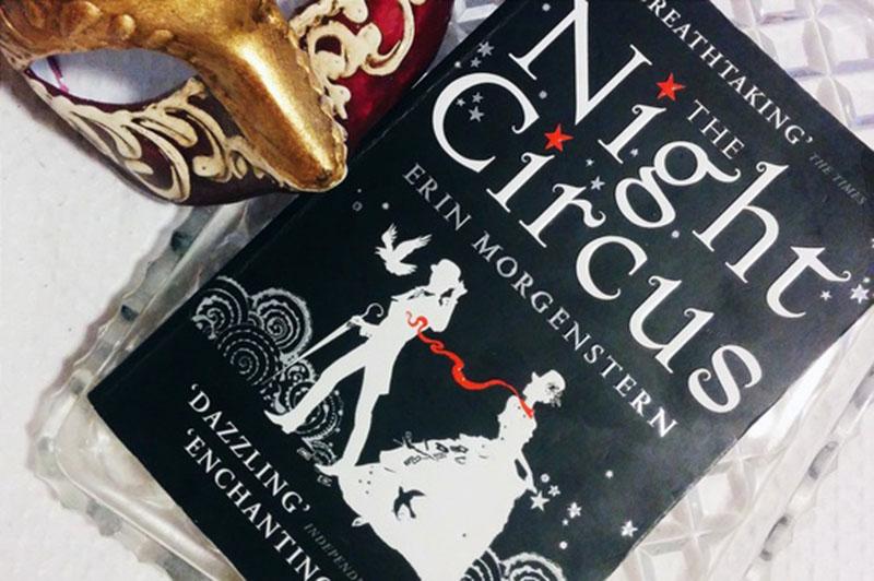 Az írónő első regénye, az Éjszakai cirkusz