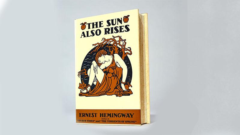 A 21. Század Kiadó életműsorozatába legközelebb Hemingway első regénye érkezik