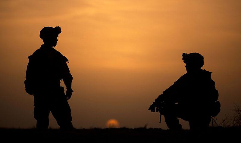 Harcok a Közel-Keleten