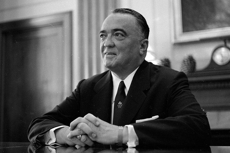 Hoovertől még a regnáló elnökök is tartottak