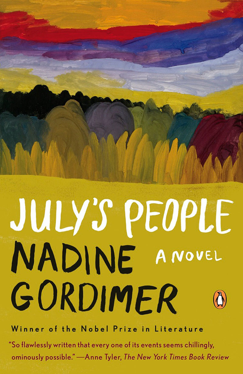 Nadine Gordimer: July népe