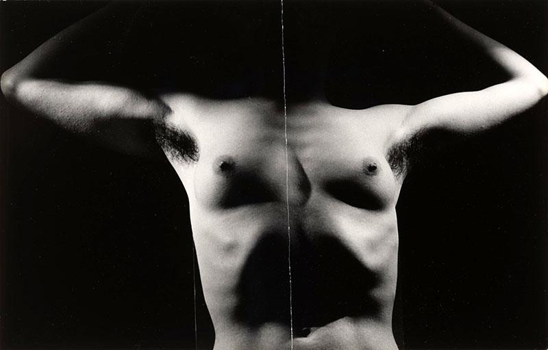 Man Ray hírhedt fotója, a Minotaurusz