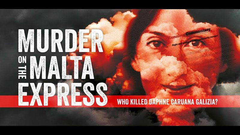 Murder on the Malta Express
