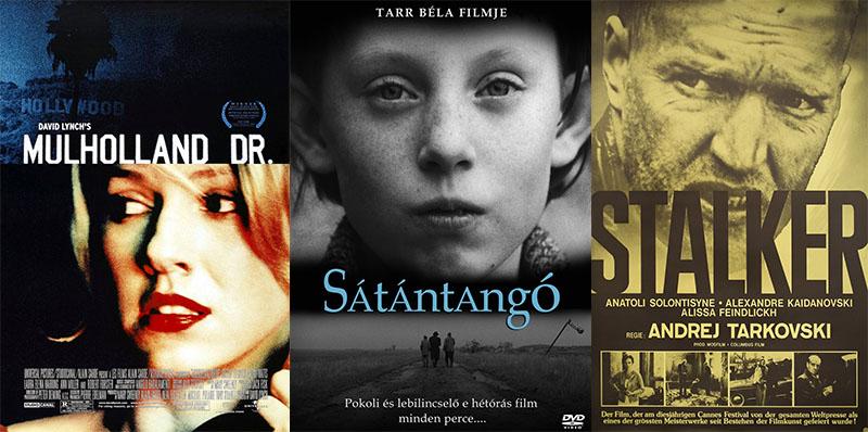 Legendás filmek, melyek a hardcore filmőrülteknek is feladják a leckét