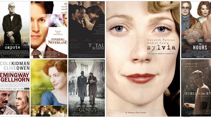 Filmre álmodott írói életek