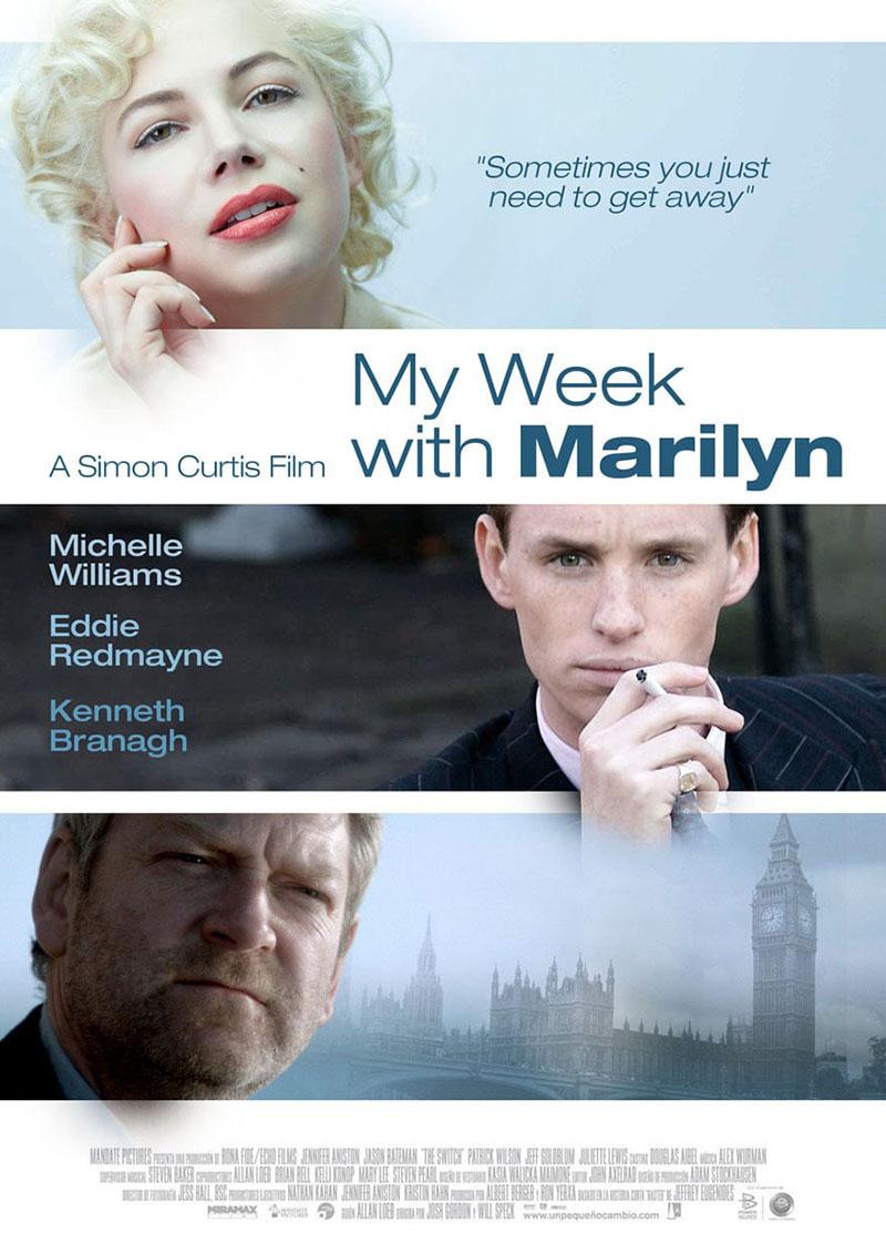 Egy hét Marilynnel