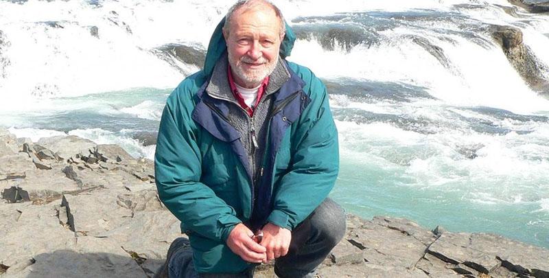Dr. Juhász Árpád közel 110 országban fordult meg geológusi pályafutása során