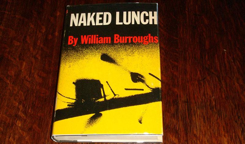 William S. Burroughs: Meztelen ebéd