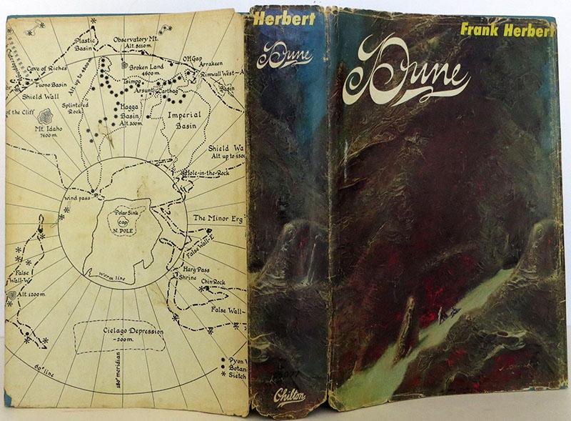 Az első kiadás borítója 1965-ből