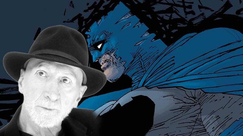 Frank Miller a modern képregény élő legendája