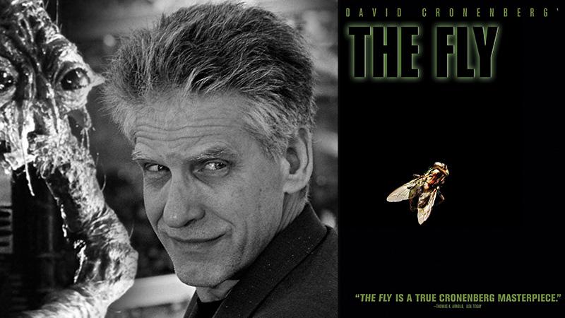 David Cronenberg és A légy