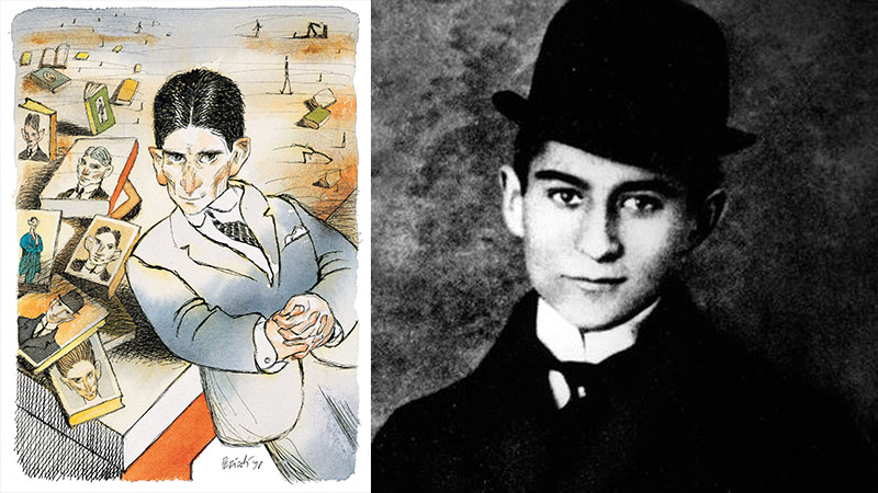 Franz Kafka elveszett kéziratai