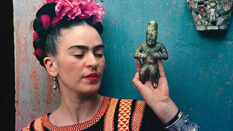 Kahlo manapság is Mexikó egyik legnagyobb nemzeti kincsének számít