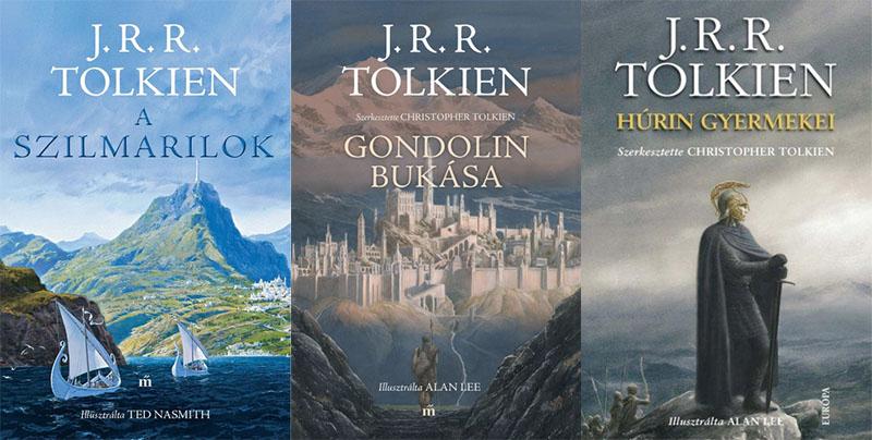 Tolkien a mai napig nagy szerelem /Forrás: magveto.hu/