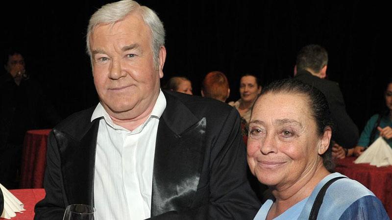 Gálvölgyi Jánossal közel 50 éve házasok /Forrás: blikk.hu/