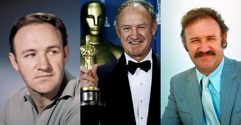 A legendás Gene Hackman