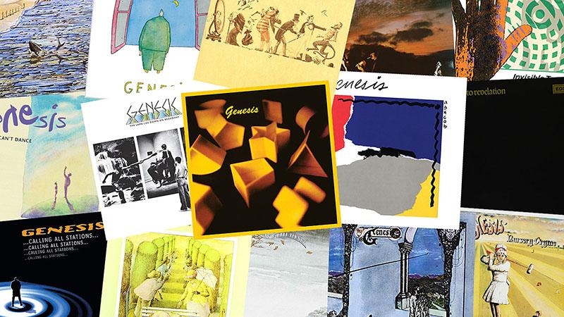 Kedvenc Genesis-lemezeink