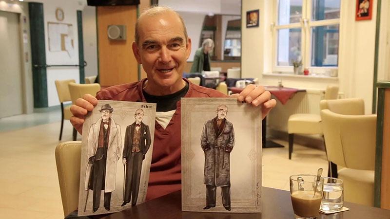Szervét Tibor lesz Poirot