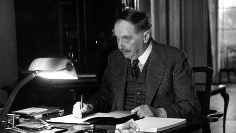 H. G. Wells 1940 májusában