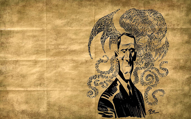H. P. Lovecraft (1890-1937)