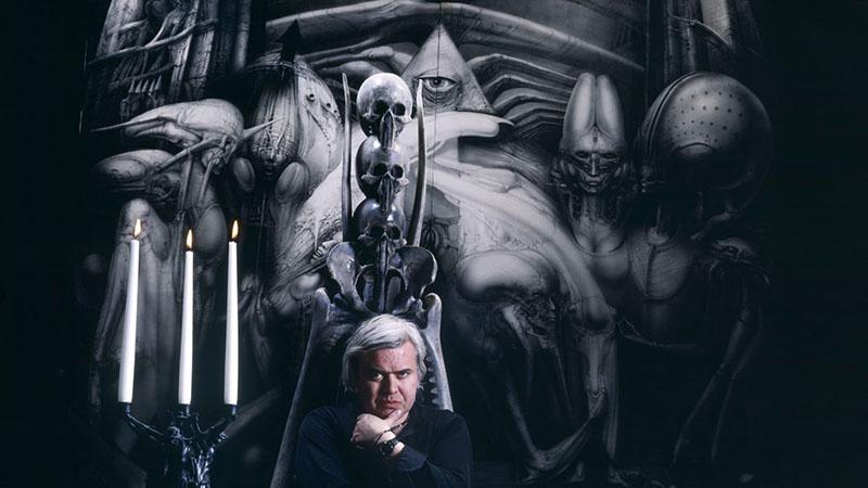 Hans Rudolf Giger (1940-2014)