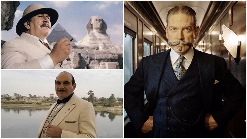 Halál a Níluson 3 Poirot-ja