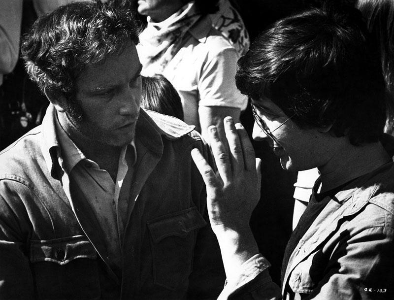 Spielberg ad instrukciókat Richard Dreyfuss-nak