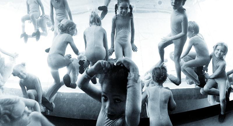 Gyerekek alakították a földönkívülieket