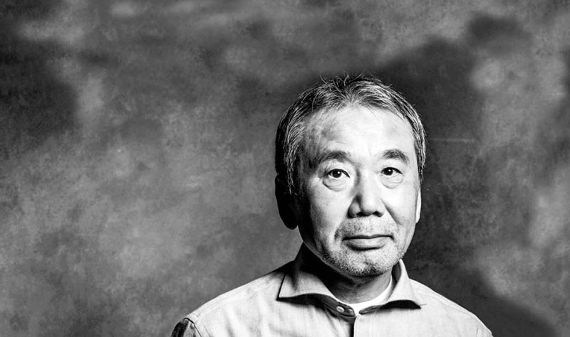 December elején jön Murakami új regénye