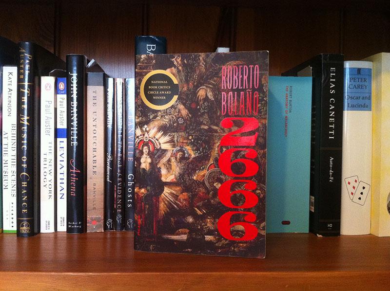 Roberto Bolano: 2666