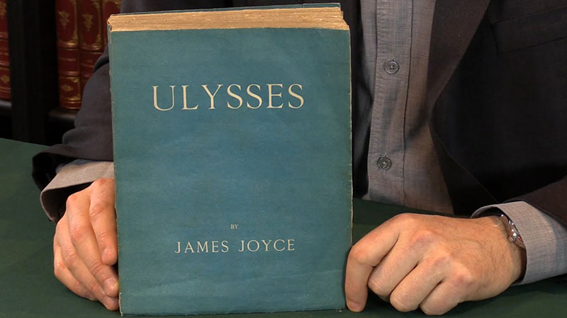 James Joyce: Ulysses