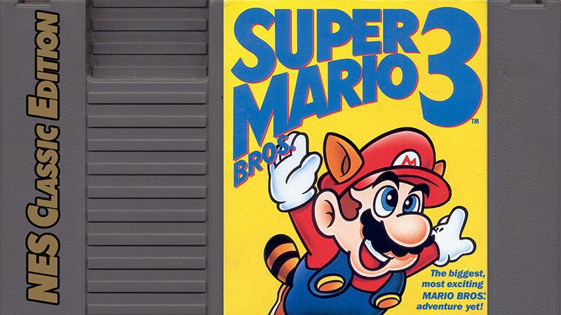 A Super Mario a Nintendo talán legnagyobb húzása volt