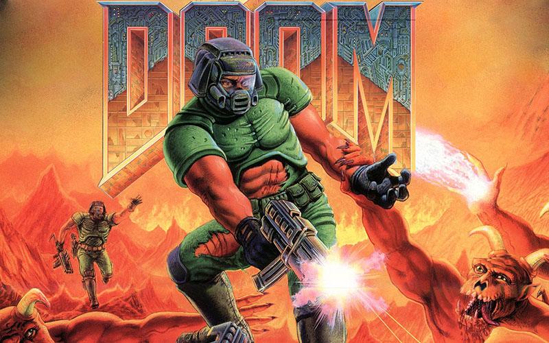 A DOOM úgy irányvonalakat szabott a játékfejlesztésnek