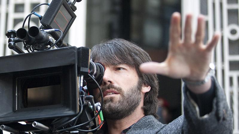 Ben Affleck Az Argo-akciót forgatja
