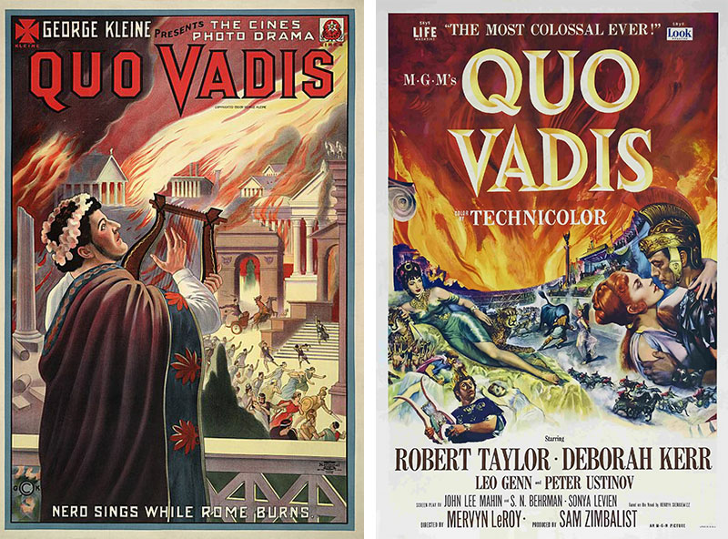 Quo Vadis/Quo Vadis