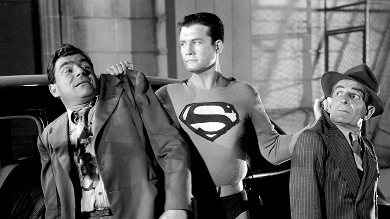 George Reeves, avagy a Superman halála
