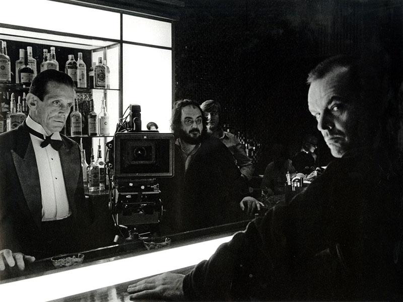 Kubrick a kamera mögött