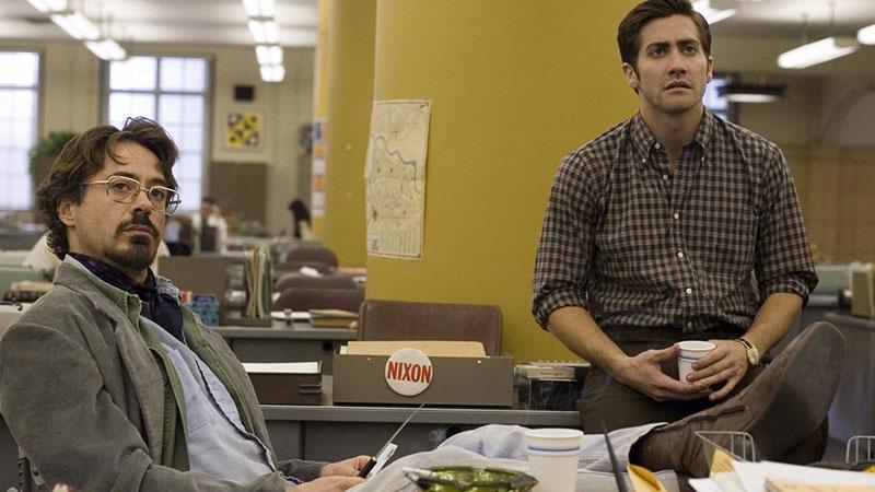 Robert Downey Jr. és Jake Gyllenhaal