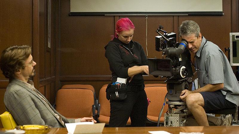Fincher forradalmi módszerrel forgatta a filmet