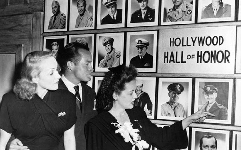 Hollywoodi sztárok, akik megjárták a frontot