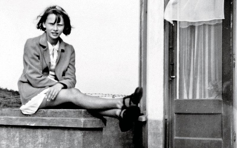 Audrey Hepburn 1941 környékén